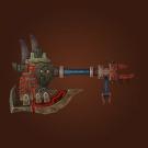 Worldbreaker's Stormscythe, Worldbreaker's Stormscythe Model