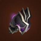 Gladiator's Scaled Shoulders Model