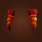 Hyperion Gauntlets Model