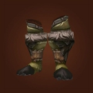 Ravenchain Sabatons, Fungal Reisistant Chainmail Boots Model