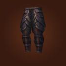 Vicious Gladiator's Leather Legguards Model