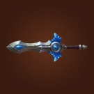Rage-Possessed Greatsword, Masterwork Elementium Deathblade Model