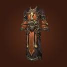 Wrathful Gladiator's Felweave Raiment Model