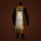 Ripped Sandstorm Cloak, Consortium Cloak of the Quick Model