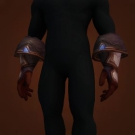 Guardian Serpent Handwraps, Guardian Serpent Gloves Model
