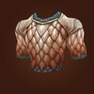 Mutant Scale Breastplate Model