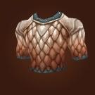 Mutant Scale Breastplate Model