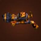 Arcanite Steam-Pistol Model