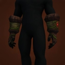 Savage Gladiator's Kodohide Gloves, Savage Gladiator's Wyrmhide Gloves, Savage Gladiator's Dragonhide Gloves Model