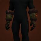 Savage Gladiator's Kodohide Gloves, Savage Gladiator's Wyrmhide Gloves, Savage Gladiator's Dragonhide Gloves Model
