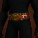Invoker's Belt of Final Winter, Sorcerer's Belt of Final Winter Model