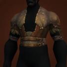 Daggerjaw Jerkin, Teroclaw Jerkin, Overgrowth Cutter Vest Model
