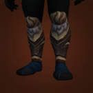 Dreadful Gladiator's Boots of Alacrity, Crafted Dreadful Gladiator's Boots of Alacrity Model