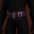 Waistband of Righteous Fury Model