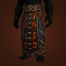 Plaguebringer's Stained Pants, Sanctified Dark Coven Leggings Model