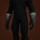 Marwyn's Macabre Fingertips, Suspiciously Soft Gloves Model
