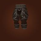 Ruthless Gladiator's Leather Legguards, Ruthless Gladiator's Leather Legguards Model