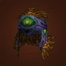 Gryphon Mail Crown, Ritualist's Helm Model