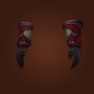 Dreadweave Gloves Model