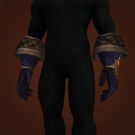 Lightningweaver Gauntlets, Crystal-Claw Gloves, Gloves of the Chromatic Hydra, Lightningweaver Gauntlets, Crystal-Claw Gloves Model