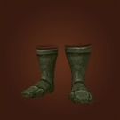 Spiked Irontoe Slippers Model