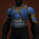 Gar'dul's Armor, Far-a-Day Mesh, Dark Vessel Breastplate, Dark Vessel Breastplate, Chestpiece of Returning Strength Model
