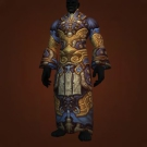 Tyrannical Gladiator's Mooncloth Robe, Tyrannical Gladiator's Satin Robe Model