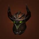 Demon Stalker Greathelm Model