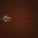 Polished Staff Model