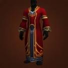 Scarlet Sin'dorei Robes, Scarlet Sin'dorei Robes Model