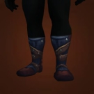 Crafted Malevolent Gladiator's Boots of Cruelty, Malevolent Gladiator's Boots of Cruelty, Malevolent Gladiator's Boots of Cruelty Model