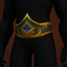 Crafted Malevolent Gladiator's Belt of Cruelty, Crafted Malevolent Gladiator's Belt of Meditation, Malevolent Gladiator's Belt of Meditation, Malevolent Gladiator's Belt of Cruelty, Malevolent Gladiator's Belt of Cruelty, Malevolent Gladiator's Belt of Meditation Model