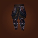Sword Dancer's Leggings Model
