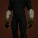 Gladiator's Satin Gloves, Gladiator's Mooncloth Gloves Model