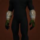 Gladiator's Satin Gloves, Gladiator's Mooncloth Gloves Model