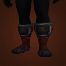 Furious Gladiator's Boots of Triumph Model