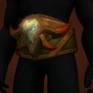 Yeti-Hide Belt Model