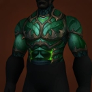 Dreadful Gladiator's Dreadplate Chestpiece, Crafted Dreadful Gladiator's Dreadplate Chestpiece Model