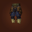 Tyrannical Gladiator's Dragonhide Legguards, Tyrannical Gladiator's Kodohide Legguards, Tyrannical Gladiator's Wyrmhide Legguards Model