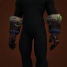 Bloodthirsty Gladiator's Dragonhide Gloves, Bloodthirsty Gladiator's Kodohide Gloves, Bloodthirsty Gladiator's Wyrmhide Gloves Model