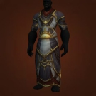 Lightwarper Vestments, Robe of Glowing Stone, Lightwarper Vestments Model