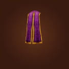Highborne Cloak, Royal Tribunal Cloak, High Councillor's Cloak Model