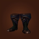 Toxicologist's Treated Boots, Jungle Assassin's Footpads Model