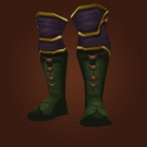 Blood Waders, Blood Waders, Boots of Duress, Starion's Slippers Model