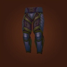 Polychaete Leggings, Shipwrecked Leggings, Leftover Leggings Model