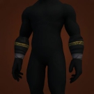 Lasso Bracers, Humanoid Model