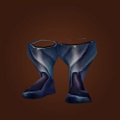 Ornate Mithril Boots Model