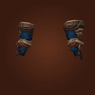 Crafted Dreadful Gladiator's Ironskin Gloves, Crafted Dreadful Gladiator's Copperskin Gloves Model