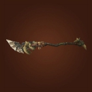 Lunarglow Spear, Abandoned Dark Iron Glaive, Ogron Slayer's Eyegouger Model