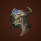 Wrathful Gladiator's Chain Helm Model